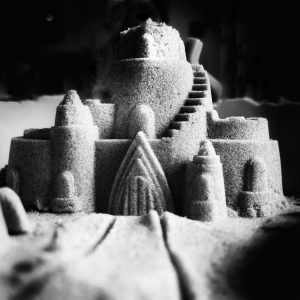 zandkasteel